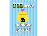 Believe and Achieve Interactive Journal