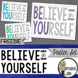 Believe in Yourself - Be You {Freebie}