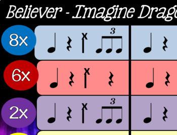Believer - BUCKET DRUMMING!