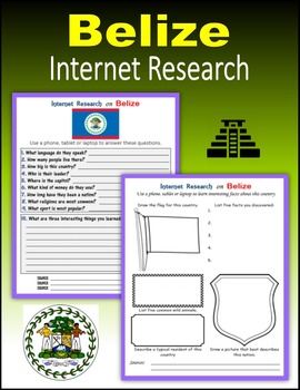 Belize (Internet Research)
