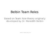 Belkin Team Roles