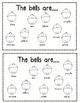 Bell Colors (Polar Express)