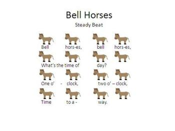Bell Horses - 3 mi-so-la mini lessons