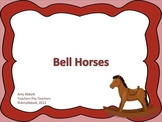 Bell Horses: a PDF and PPT for teaching ta, ti-ti, rest an