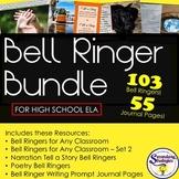 Bell Ringer Bundle: Bell Ringers for Any Classroom, Narrat