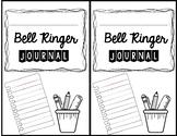 Bell Ringer Journal Cover