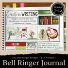 Bell Ringer Journal for the Entire School Year: 275 Prompts (VOLUME 2) EDITABLE