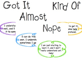 Bell Ringer and Exit Ticket Turn In Labels