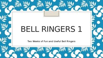 Bell Ringers 1