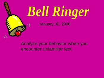 Bell Ringers #3