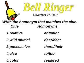 Bell Ringers #6
