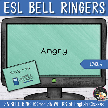 Bell Ringers Boring Words