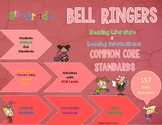 Bell Ringers: ELA Standards for Literary & Informational Text (157 Activities)