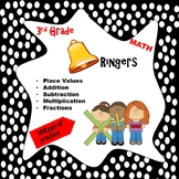 3rd Grade TEKS, STAAR-aligned Bell Ringers, Homework/Class