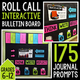 Bell Ringers: Interactive Bulletin Board for Entire School Year