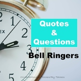 Bell Ringers: Quotes & Questions