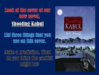 Bell Ringers (Shooting Kabul) 30 Slides