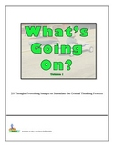 Bell Ringers - What's Going On?  Vol 1  20 Images to Stimulate Critical Thinking