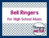 Bell Ringers for High School Choir