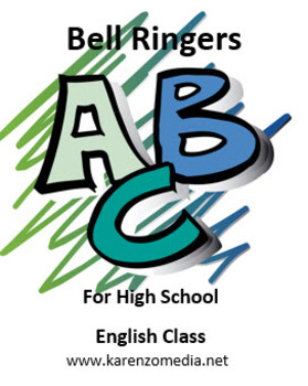 Bell Ringers for High School English Class