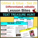 Close Reading Annotations of Short Texts