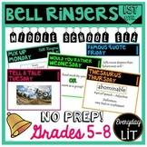 Bell Ringers for Middle Grades (Set 1)
