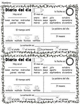 Bell Ringers in Spanish and English