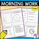 Morning Work for Grade 2