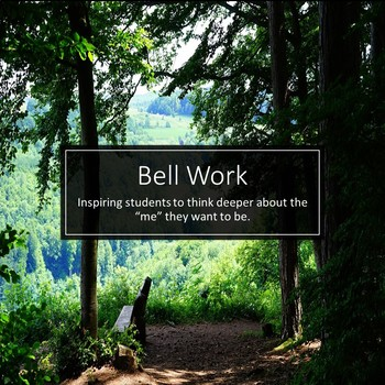 Bell Ringers/Bell Work - Two Free Weeks