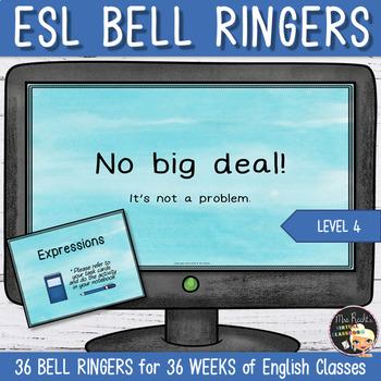 English Bell Ringers - Yearlong Bundle