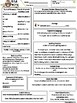 Bell Work Language Arts Fall Semester: Middle Grades {Common Core Skills}