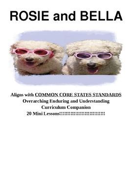 Bella and Rosie 20 Lessons- Books in a Series Comon Core