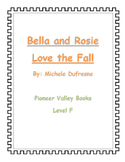 Bella and Rosie Love the Fall, Pioneer Valley Books, Guide