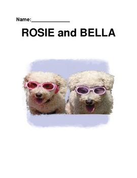 Bella and Rosie Reader's Workshop Notebook