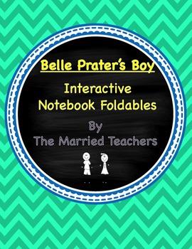 Belle Prater's Boy Interactive Literature and Grammar Note