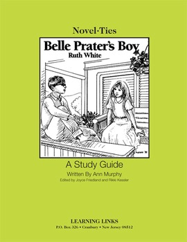 Belle Prater's Boy - Novel-Ties Study Guide