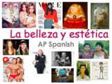 AP Spanish Belleza y estética. AP Spanish Beauty and Aesthetics.