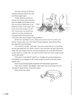 Belling the Cat: An Adapted Fable (Lexile 860)