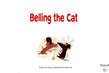 Belling the cat storybook