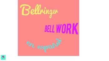 Bellringer, Bell Work, Do Now workbook