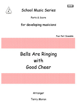 Bells Are Ringing with Good Cheer (Partner Songs Arrangement)