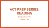 Bellwork ACT Prep - Reading (2 of 3)
