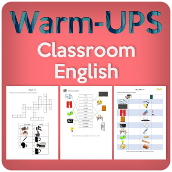 Bellwork Bundle on Classroom English