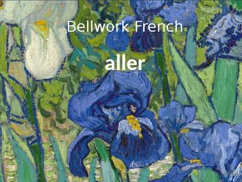 Bellwork French aller
