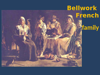 Bellwork French family