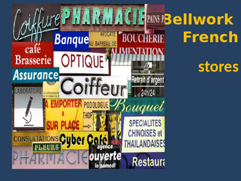 Bellwork French stores