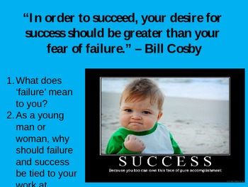 Motivational Bellwork Quotes