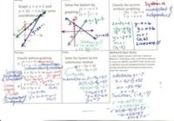 Bellwork_Bellringer_Warmup - First Quarter of Algebra