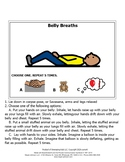 Belly Breath Poster