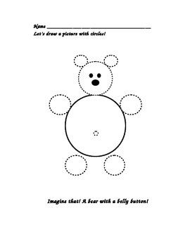 Belly Button Bear